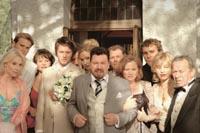 Familienbild mit dem Hr. Papa