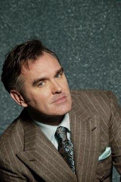 """Morrissey war und ist politisch. Mit den Smiths und Songs wie """"Meat Is Murder"""" - solo singt er """"Irish Blood, English Heart"""""""
