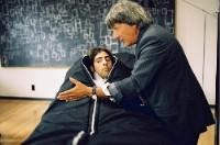 Macht gleich den Sack zu: Bernhard Jaffe (Dustin Hoffman,r.) mit Albert (Jason Schwartzman)