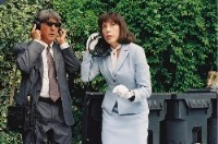 In geheimer Mission: Die existentiellen Detektive (Lily Tomlin und Dustin Hoffman (v.r.n.l)