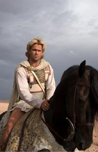 Alexander zu Pferd
