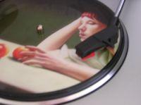 manche Singles besitzen ein schickes Picture Disc Design