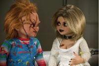 Chucky und Tiffany