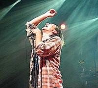 Pearl Jam Sänger Eddie Vedder
