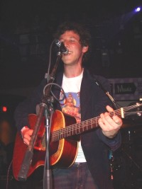Der Songwriter Ben Lee