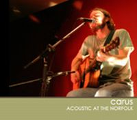 "Carus' Live-CD ""Acoustic at the Norfolk"""