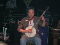 John Butler beim Konzert