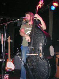Bassist Shannon Birchall