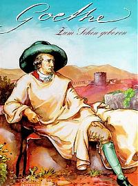 Goethes Biographie als Comic