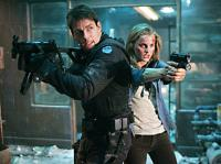 Schusssicher: Ethan Hunt (Tom Cruise) befreit seine Schülerin (Keri Russell)