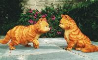 Verwechlungswirren: Wer ist Garfield und wer Prince?