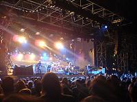 Pearl Jam beim einzigen Deutschlandkonzert in Berlin