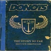 Das Cover der ersten Donots Best Of