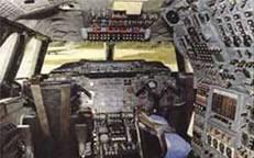 Alle 20 Jahre wurde die Concorde komplett überholt und auseinandergenommen.