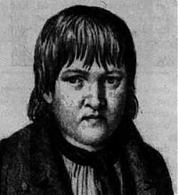 Kaspar Hauser in jungen Jahren