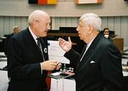 Gunther Pleuger & Jaques Klein