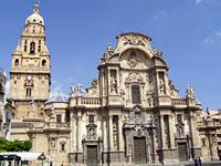 Die Kathedrale von Murcia - im Herzen der Stadt