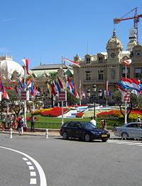 Die legendäre Spielbank in Monte Carlo. Dank Francois Blanc wurde sie zu der berühmtesten Spielbank weltweit