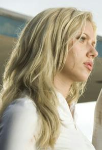 "Scarlett Johansson in ""Die Insel"""