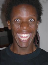 Simo (22) vom Stamm der Xhosas.