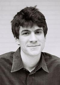 David Jay, Gründer der Organisation AVEN. Inzwischen sind über 8.000 Menschen weltweit überzeugt und stehen zu ihrer Asexualität