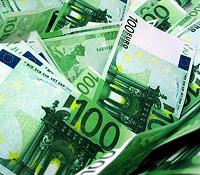Der Euro - 2002 wurde diese neue Währung in Folge an die Deutsche Mark eingeführt