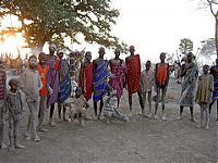 Kinder im Bürgerkriegsland Sudan