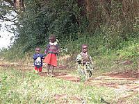 AIDS-Waisen in Kenia