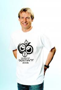 Bundestrainer Jürgen Klinsmann stellte den WM-Kader am 15. Mai vor