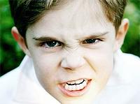 Geschlagene Kinder lassen ihre Wut oftmals an anderen aus. Der fünfjährige Max schlägt sogar seinen kleinen Bruder wenn dieser sein Spielzeug benutzt