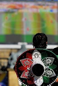 Unzählige Nationen haben sich in den deutschen WM-Stadien versammelt um sich und die Mannschaften zu feiern