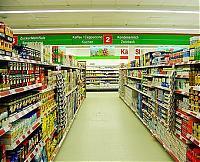 Einkäufe in normalen Supermärkten sind für  Sozialhilfebezieher oft unmöglich
