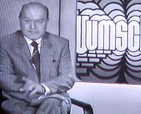 Bildschirmfoto einer älteren Sendung